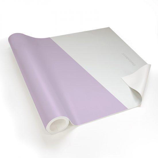 Yoga mat Triplex lila detalle material
