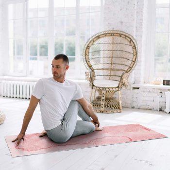 Yoga mat Coraland clase de yoga