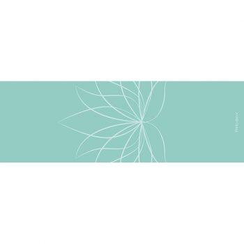 Yoga mat flor de loto 180 x 60 cm