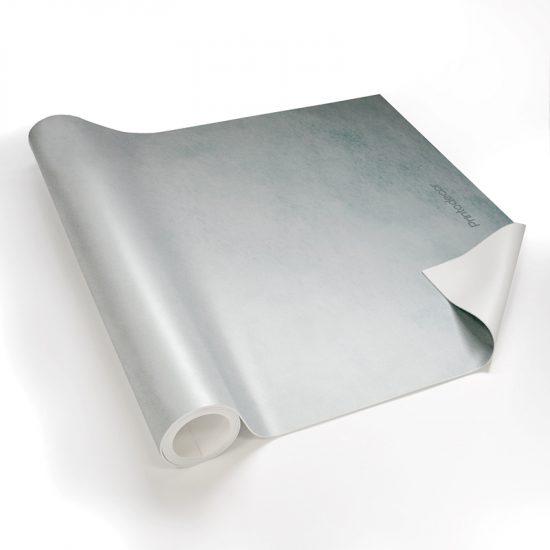 Yoga mat acuarela gris detalle material