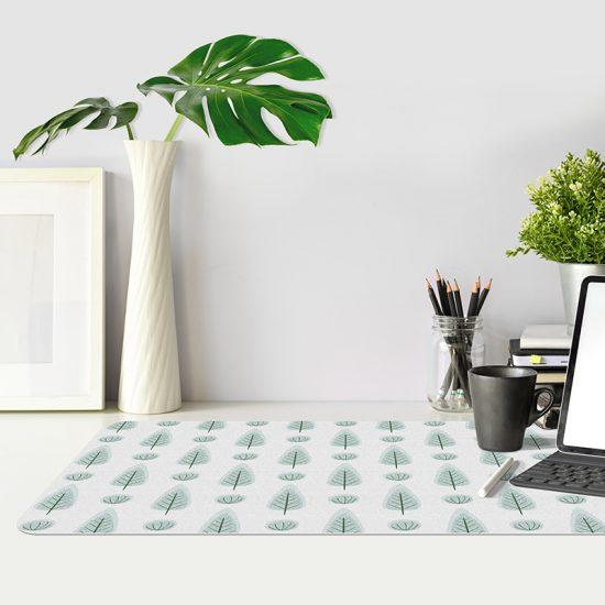 Protector de escritorio Bosque verde mesa oficina