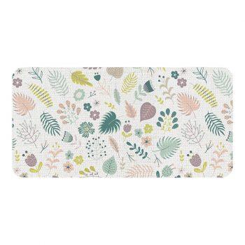 Protector de escritorio Happy Flowers 80 x 40 cm