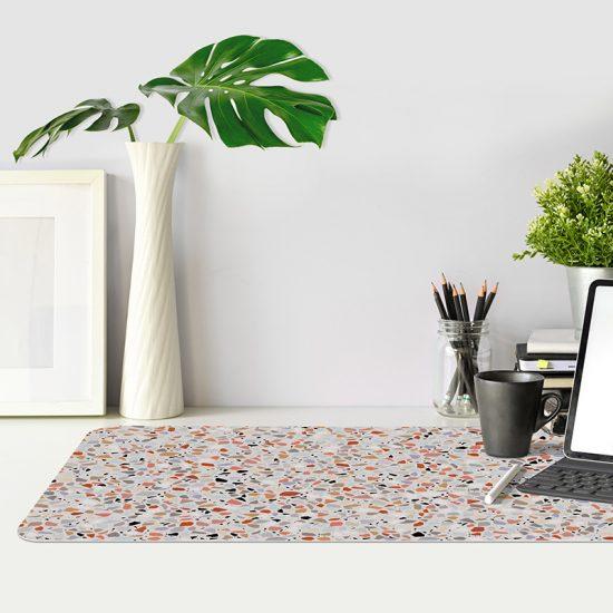 Protector de escritorio Mosaic Multicolor mesa oficina
