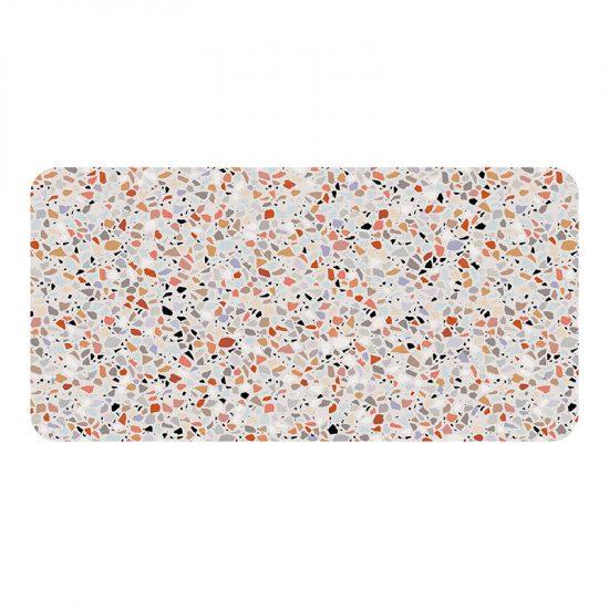 Protector de escritorio Mosaic Multicolor 80 x 40 cm