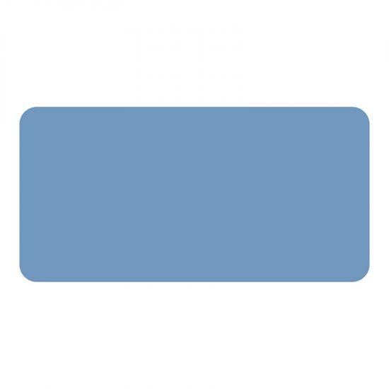 Protector de escritorio Azul 80 x 40 cm