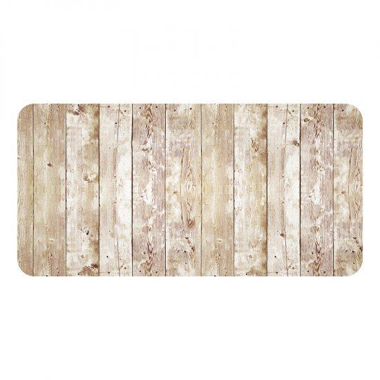 Protector de mesa madera gastada 80 x 40 cm