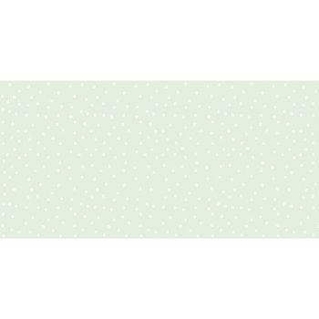 Alfombra vinílica infantil lluvia verde 97 x 48 cm