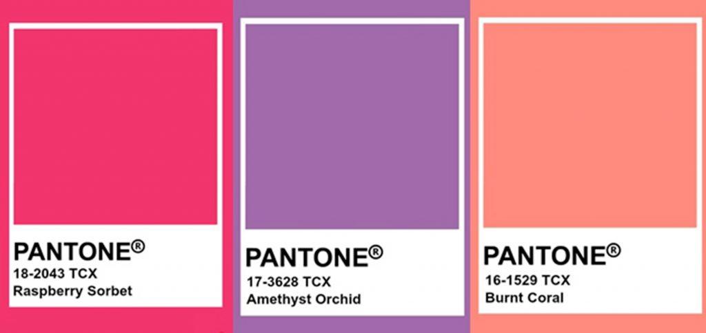 Colores pasteles tendencia decoración