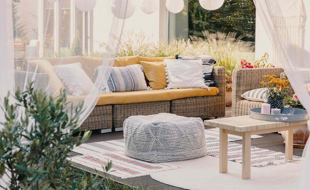 alfombras vinílicas para terrazas