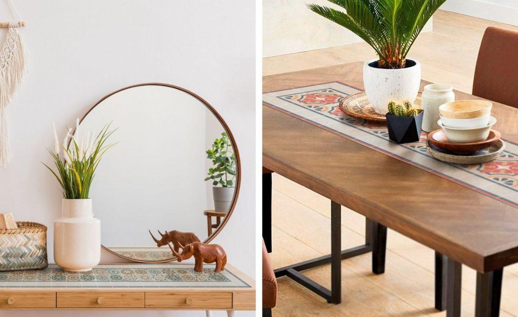 caminos de-mesa decoracion mesa