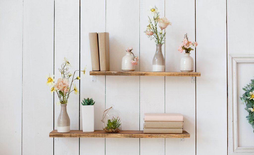plantas estanterías