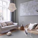 alfombra vinílica color gris