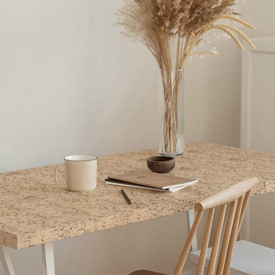 vinilo decorativo Cork Lovers, mesa