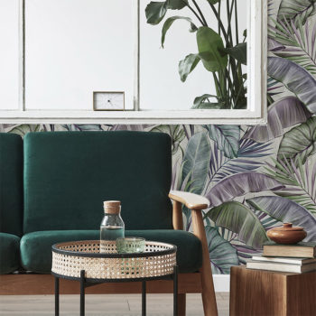 vinilo decorativo Selva, salón