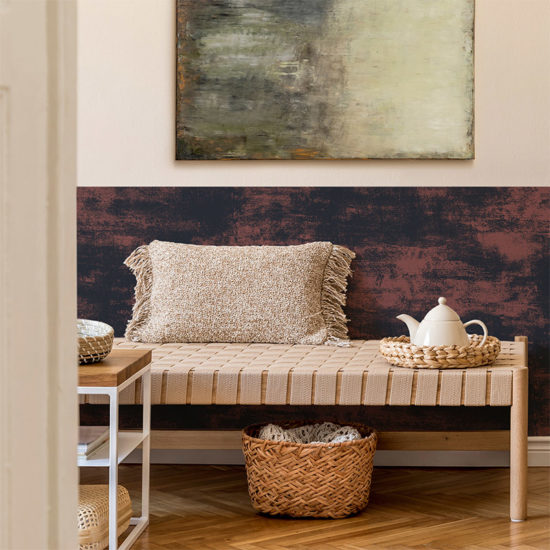 vinilo decorativo Countey salón 100x80 cm