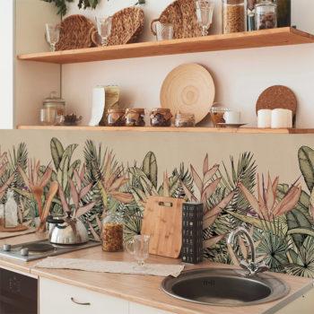 vinilo decorativo Lins , cocina