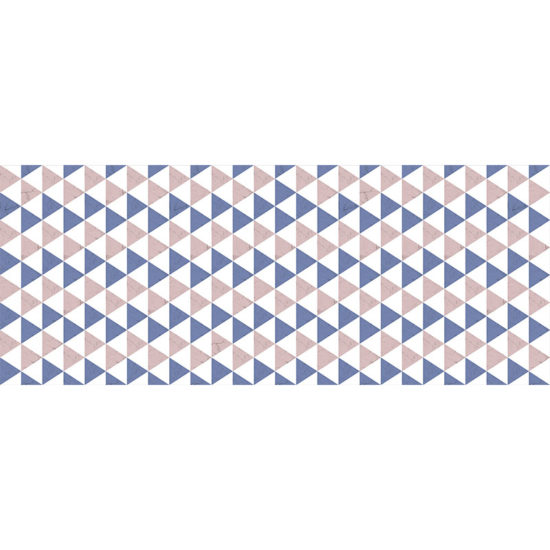 vinilo decorativo Pattry Blue 200x80 cm