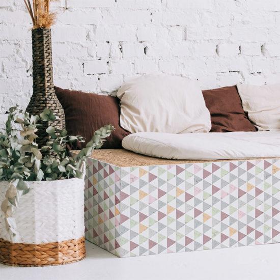 vinilo decorativo Pattry Colors salón