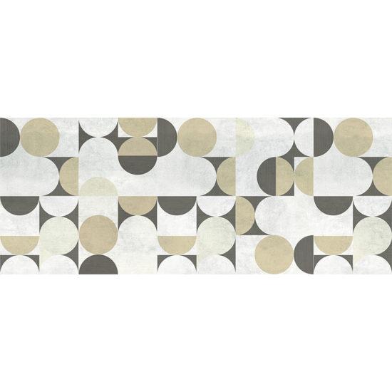 vinilo decorativo Bauhaus vintage 200x80 cm
