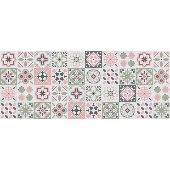 vinilo decorativo Boston Pink 200x80 cm