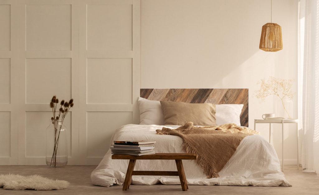 Cabecero de cama Wabi Sabi